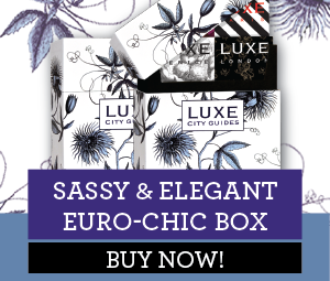 Sassy and Elegant Euro-Chic Box