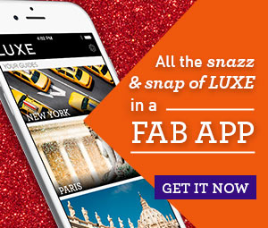 All the snazz & snap of LUXE in a FAB APP