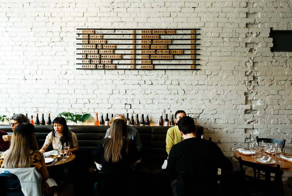 Marion– McConnell's Melbourne wine bar