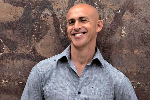 LUXE Chats – Q&A with Andy Puddicombe, founder of Headspace